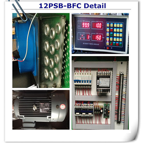 12PSB-BFC Diesel Fuel Injection Pump Test Bench