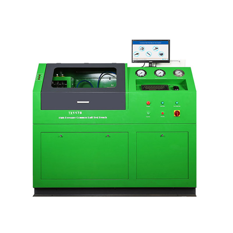 TX1178 High Pressure Pump and Injector Test Bench