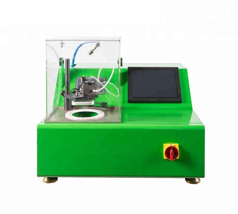 Diesel injector common rail testing machine