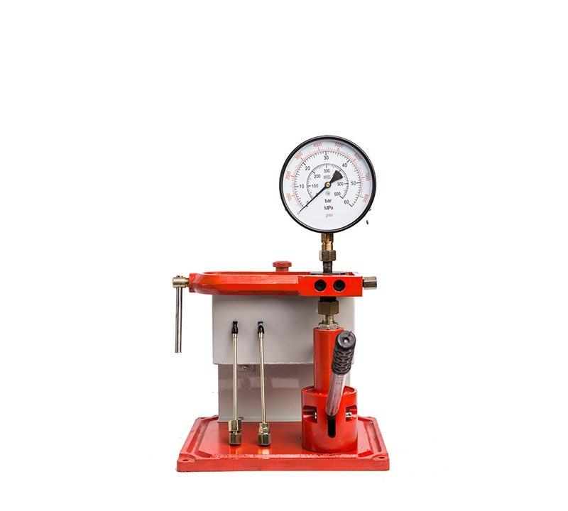 High pressure common rail injector nozzle tester