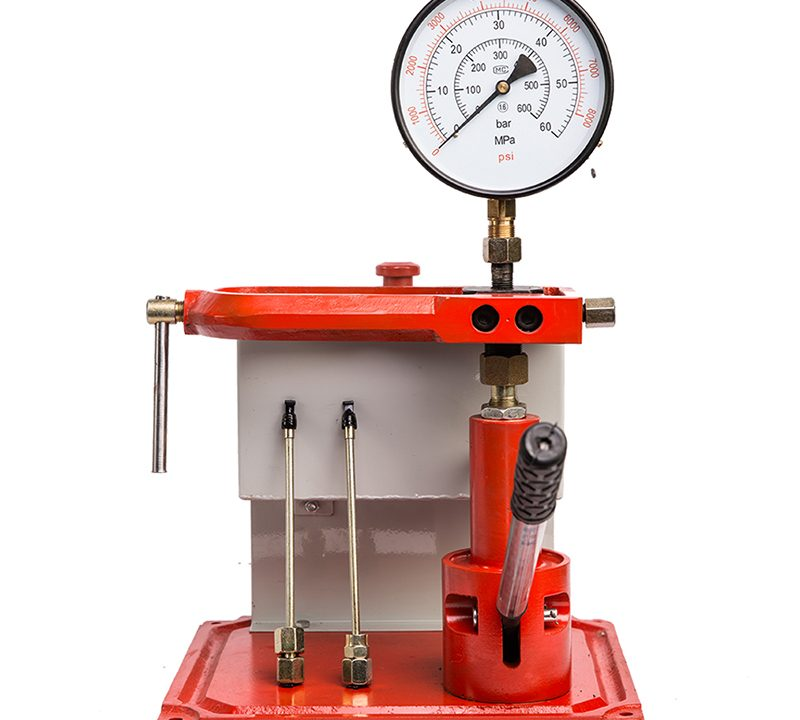 J2 Diesel Fuel Injector Nozzle Tester