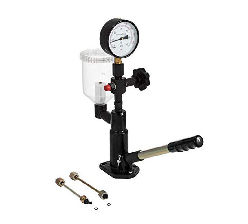 common rail injection tester