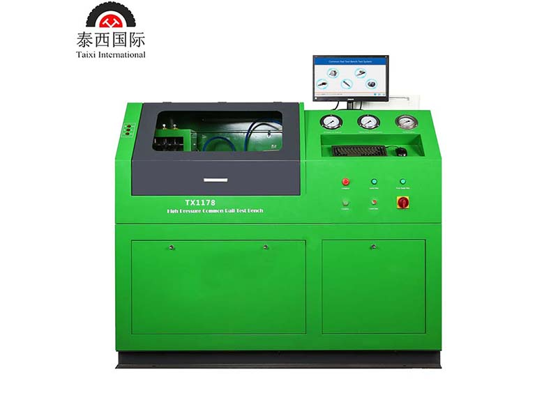 TX1178 High Pressure Common Rail Pump and Injector Test Bench