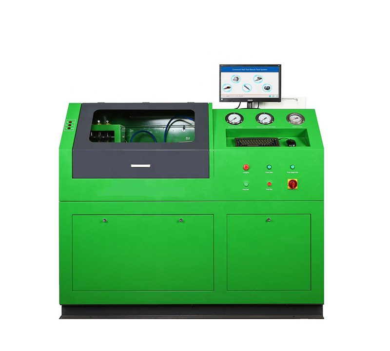 TX1178 crdi test bench for injectors and pumps