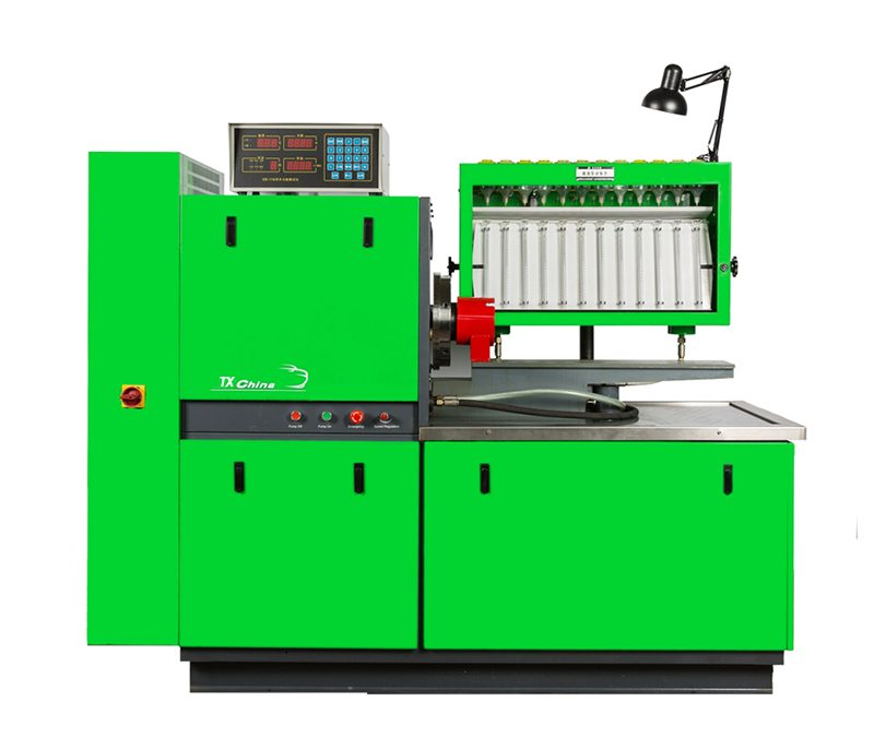 Diesel Injection Pump Test Bench for Mechanical Pumps