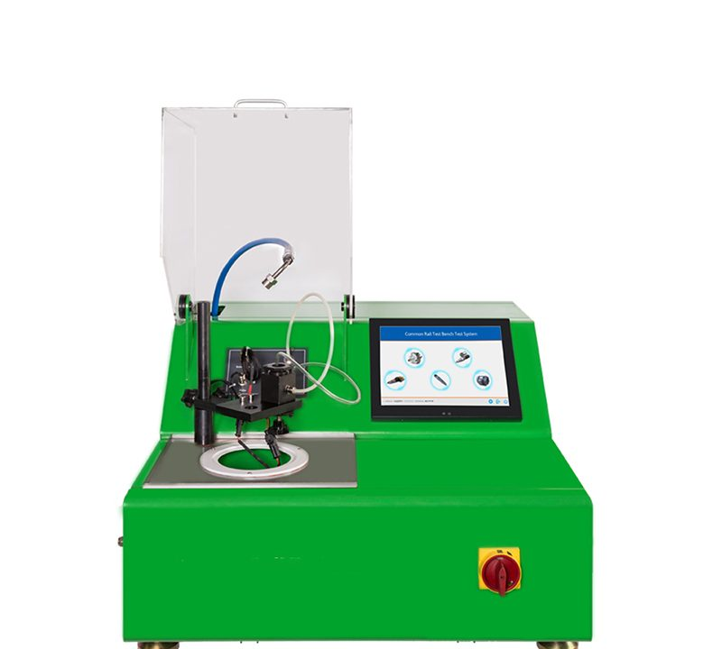 High pressure common rail injector tester installed CP1 pump