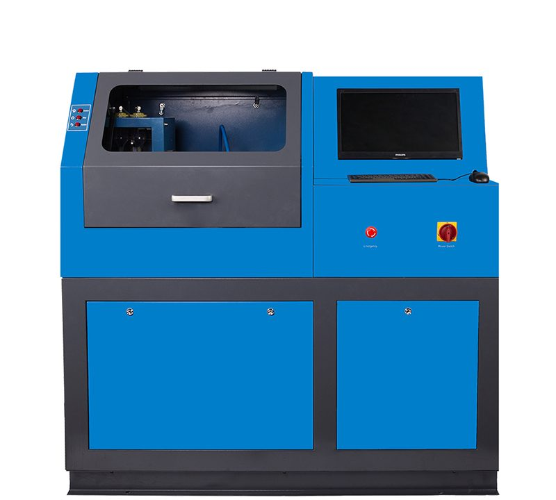 common rail injector test bench multi-language