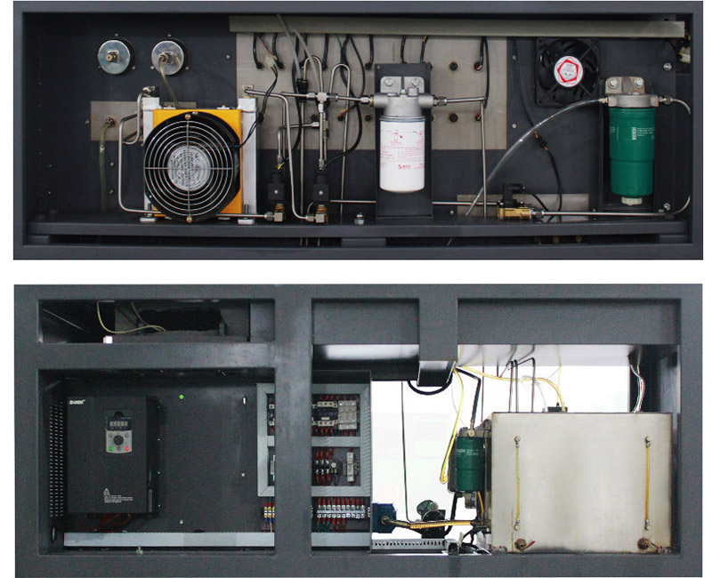 Common Rail Multi-Function Test Bench for Pump and Injector