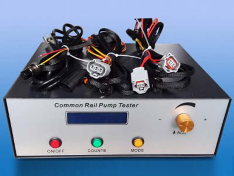 TX200A Common Rail Injector Tester