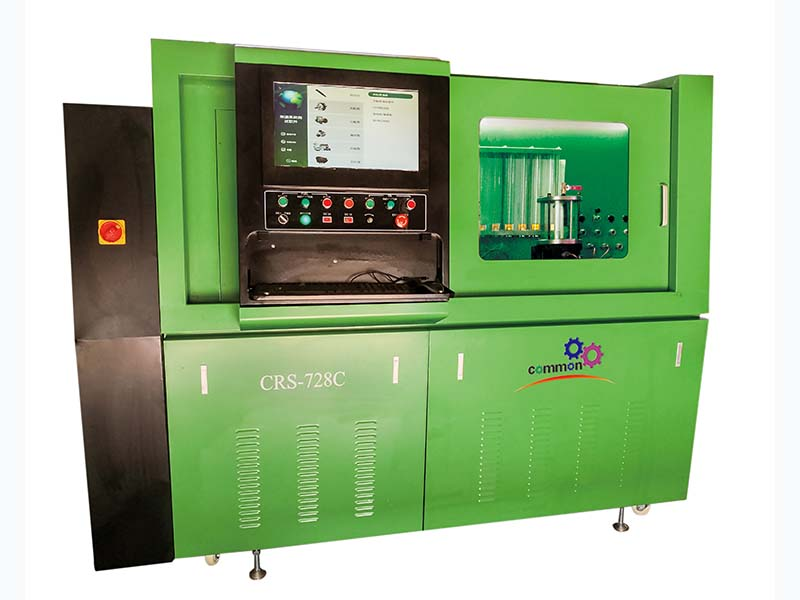 CRS-728C multifunctional common rail test bench