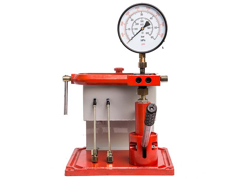 J1 Common Rail Injector Nozzle Tester