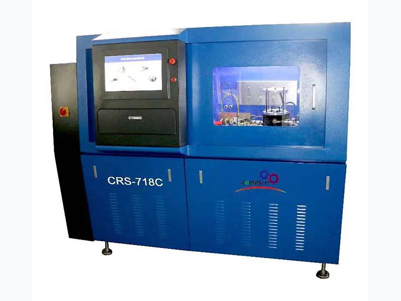 RS-718C Common Rail Test Bench