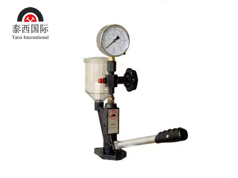 S60h Common Rail Injector Nozzle Tester
