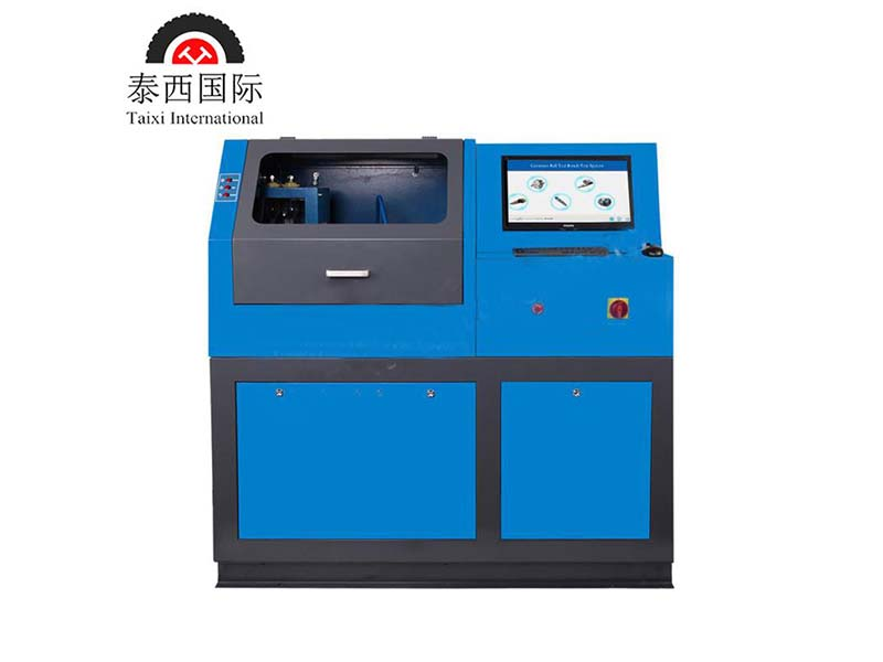 TX1866 High Pressure Common Rail Injector Test Bench