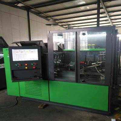 Common Faults Repair in Fuel Pump Test Bench