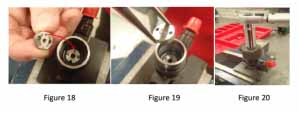 How to repair denso common rail injector
